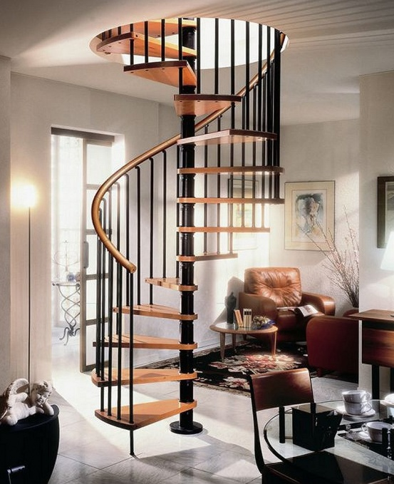 Gamia Spiral Stairs