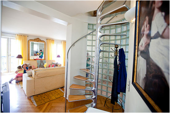 5 great reasons to choose a spiral staircase