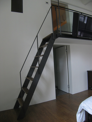 Adding stairs to your loft is critical for access