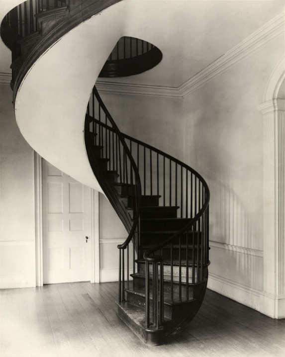 Why Spiral Staircases are just a Different Way of Looking at Stairs