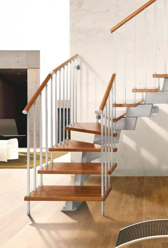 The Design Layout Opportunities Provided by Modular Spiral Staircases