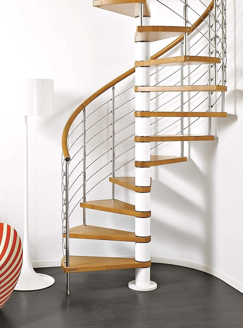 Reasons To Consider Buying A Custom Built Spiral Staircase