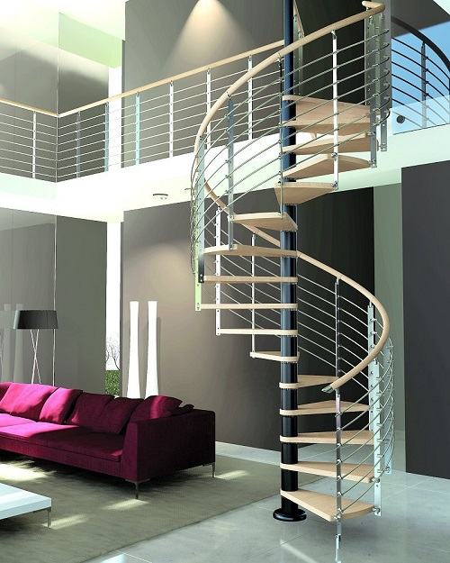 Home Spiral Staircase