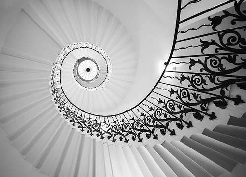 My Kingdom for a Spiral Staircase – How Royalty Has Embraced This Architectural Wonder