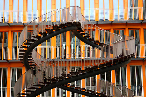 5 Unusual Uses for a Spiral Staircase