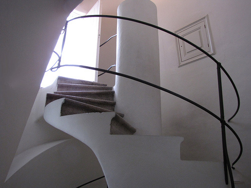 Spiral Staircases: Busting the myths