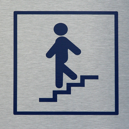 Stop slips, trips and falls in the workplace with our stair safety tips