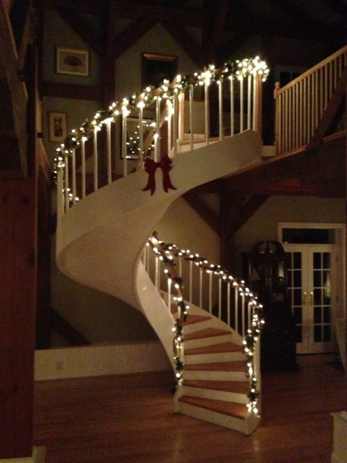 Spiral Staircases the Ideal Christmas Present for a Loved One