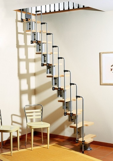 Why Space Saver Loft Stairs May be a Great Solution in Your Home