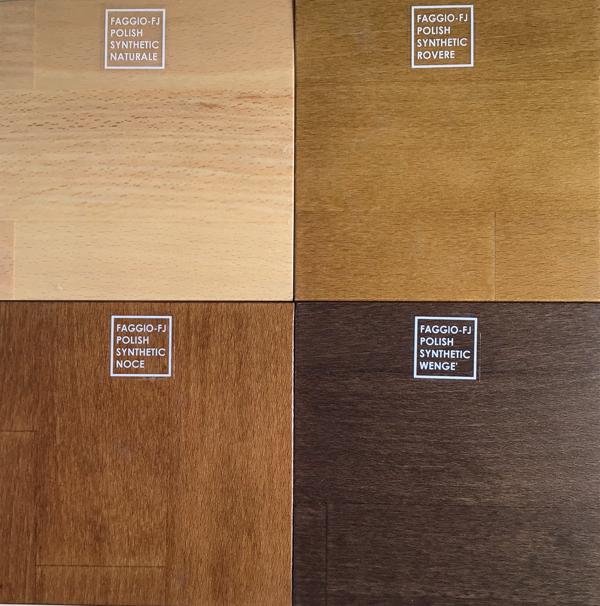 Image showing the colour range for the Artemis spiral staircase range